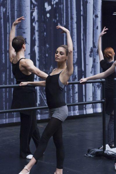 Black Swan - Lily (Mila Kunis)