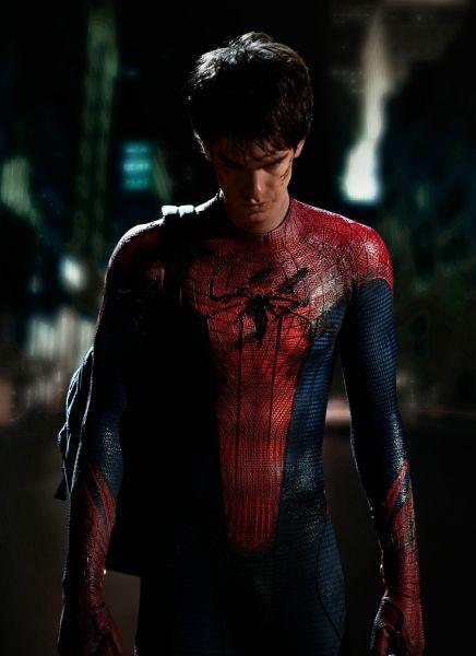 Spider-Man 3D - ANDREW GARFIELD als Peter Parker...r-Man