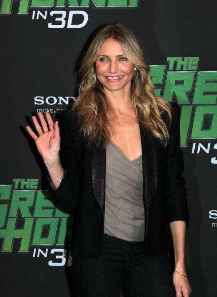Cameron Diaz, The Green Hornet - Fotocall THE GREEN...Adlon