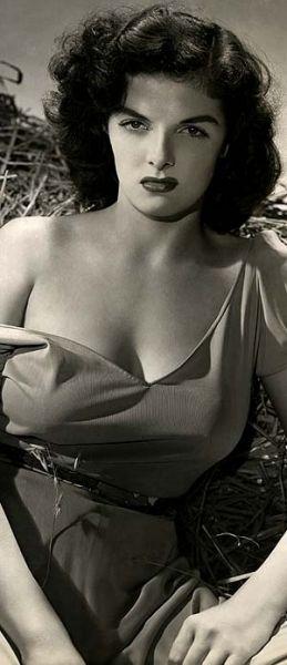 Jane Russell in 'Geächtet'
