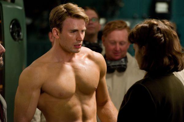 Captain America: The First Avenger - Chris Evans...ogers