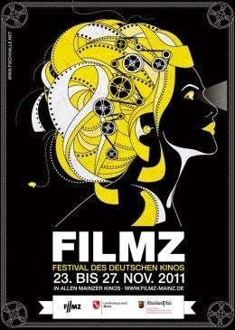 FILMZ 2011 - Festivalplakat