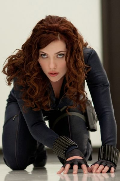 Black Widow (Scarlett Johansson) - Iron Man 2