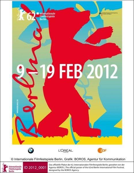 62. Berlinale - Plakat