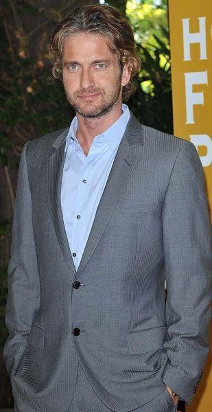Gerard Butler, August 2011
