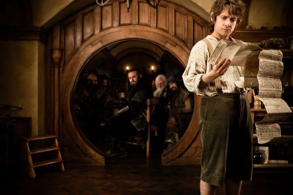 Martin Freeman als Bilbo Baggins'The Hobbit: An...rney'