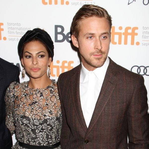 Eva Mendes mit Ryan Gosling