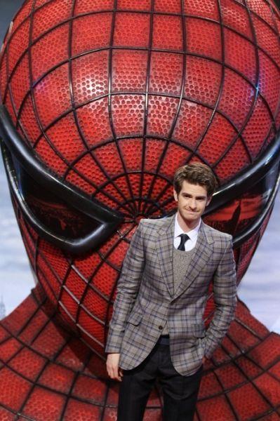 The Amazing Spider-Man 3D - Andrew Garfield