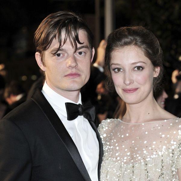 Sam Riley mit Alexandra Maria Lara