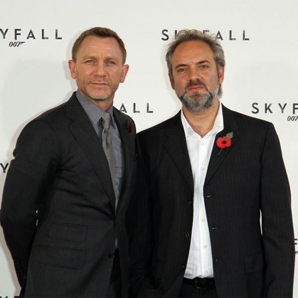 ames-Bond-Dreamteam Daniel Craig und Sam Mendes