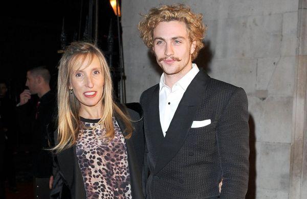 Sam Taylor-Johnson mit Ehemann Aaron Taylor-Johnson