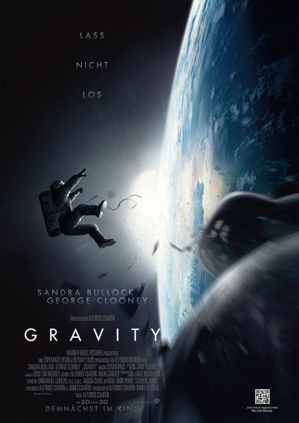 Gravity - Teaserplakat