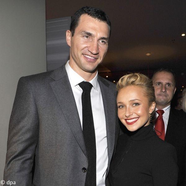 Wladimir Klitschko mit Hayden Panettiere