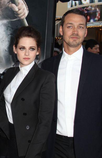 Kristen Stewart mit Rupert Sanders