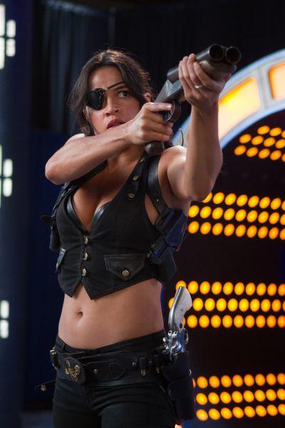Machete Kills - Immer schusssicher: Luz (Michelle...m Film