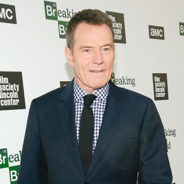 'Breaking Bad'-Star Bryan Cranston