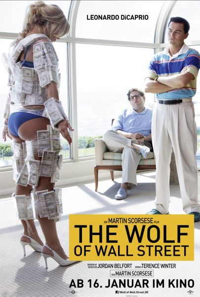 The Wolf of Wall Street ### Universal Pictures Germany