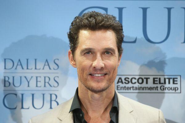 The Dallas Buyer's Club - Schauspieler Matthew...land.