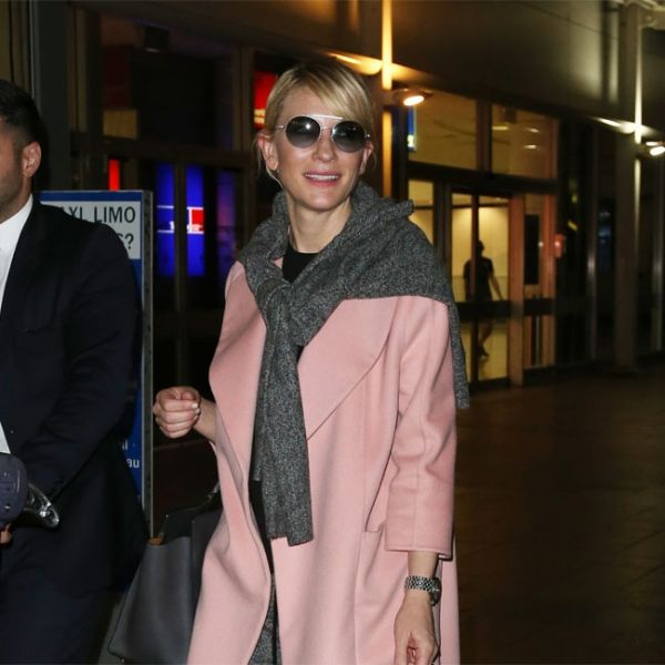 Cate Blanchett: Cohn glaubt an Oscar
