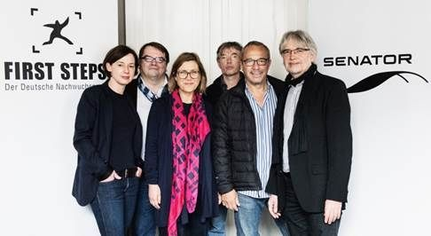 v.l.n.r.: Anne Leppin und Alfred Holighaus...iher.