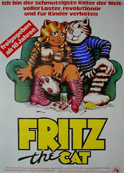 Fritz The Cat ### 20th Century Fox