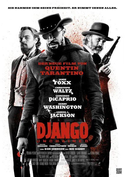 Django Unchained - Hauptplakat ### Sony Pictures