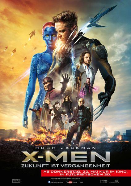 X-Men: Zukunft ist Vergangenheit ### 20th Century Fox