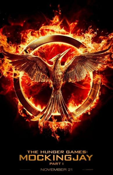 The Hunger-Games: Mockingjay Jay - Teil 1 ### Lionsgate