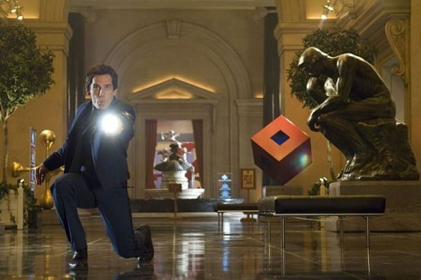 Ben Stiller in 'Nachts im Museum 2' ### 20th Century Fox