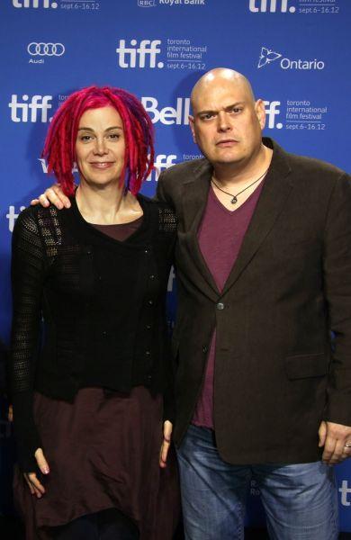 Lana und Andy Wachowski