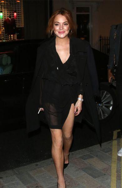 Bildergalerie von Lindsay Lohan nackt inaufen