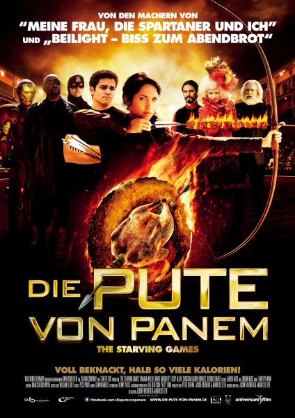 Die Pute von Panem - Starving Games ### Central Film...m Film