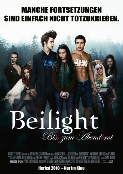 Beilight - Biss zum Abendbrot ### 2010 Twentieth Century Fox