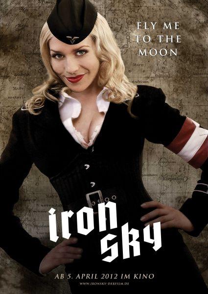 Iron Sky - Julia Dietze ### 2012 polyband Medien...erved.