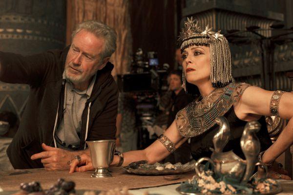 Exodus: Götter und Könige - Regisseur Ridley Scott...xodus