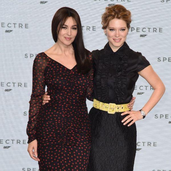Bond Girls: Monica Bellucci und Léa Seydoux