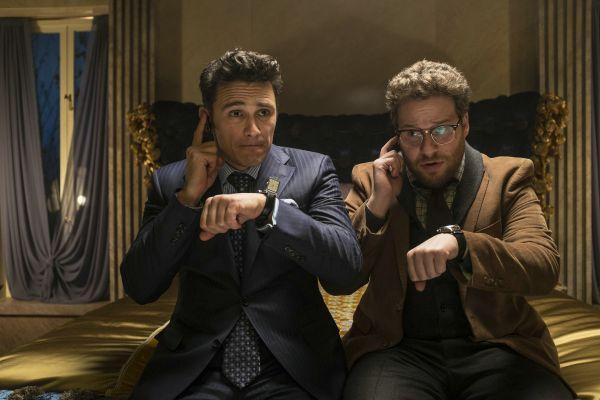The Interview - James Franco und Seth Rogen