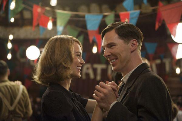 The Imitation Game mit Keira Knightley und Benedict...batch