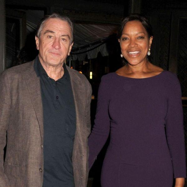 Robert De Niro und Grace Hightower