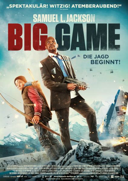 Big Game mit Samuel L Jackson