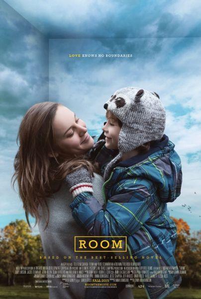 Room mit Brie Larson und Jacob Tremblay