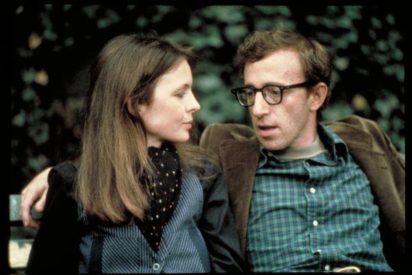 Diane Keaton und Woody Allen in Der Stadtneurotiker