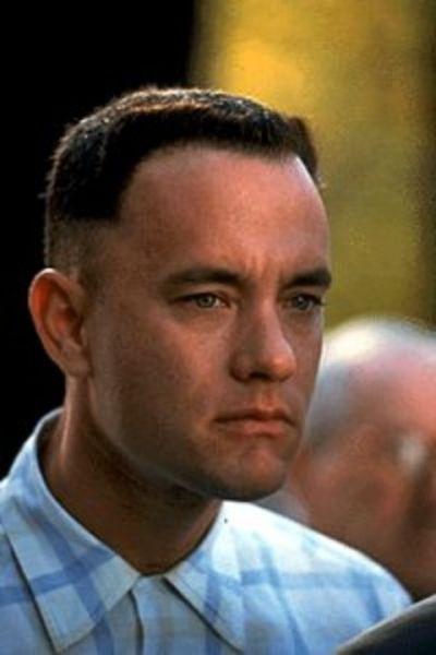 Forrest Gump - Tom Hanks ### Universal Pictures Germany