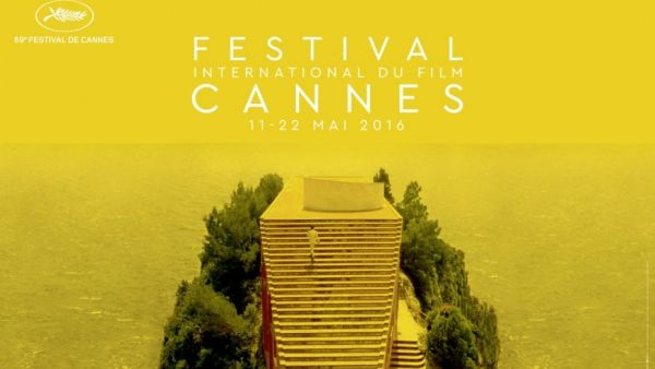 Cannes Festival Poster