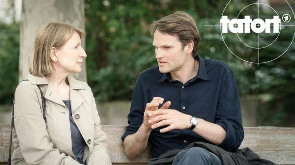 TATORT Das Recht sich zu sorgen mit Dagmar Manzel und...richs