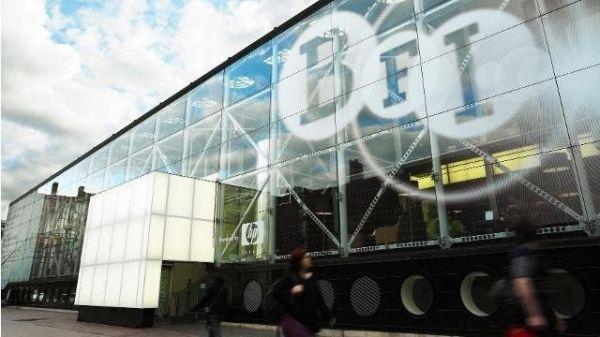 British Film Institute an der Londoner South Bank