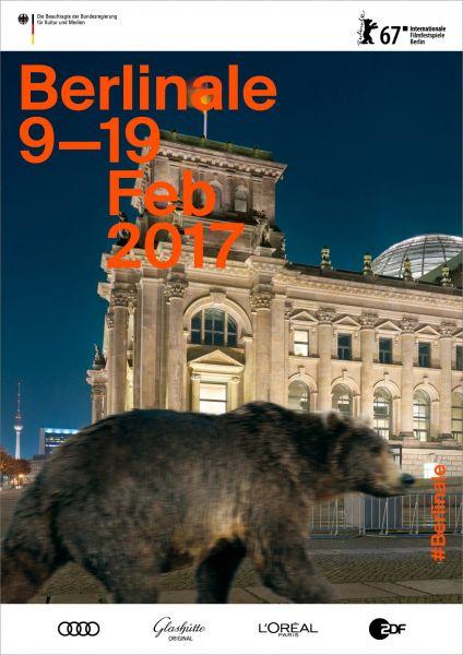 Berlinale Plakat