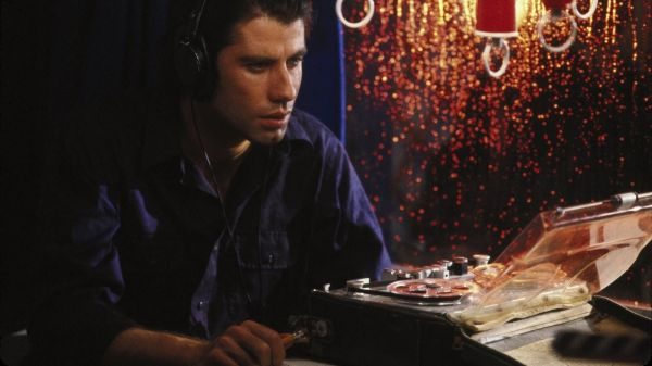 John Travolta in Blow Out