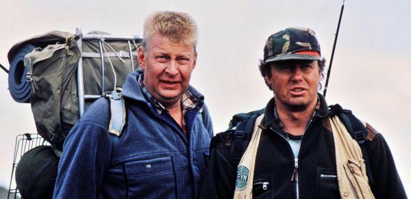 Hunters - Die Spur der Jäger mit Rolf Lassgard und...ähkel