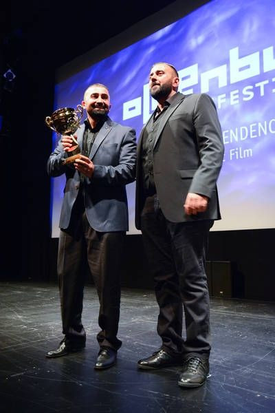 Familiye-Regisseure und Preisträger Kubilay Sarikaya...irtan